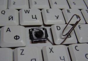 Ремонт клавиатуры, что делать если не работает клавиатура?