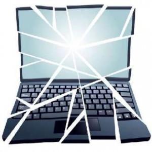Какие бывают основные причины поломки ноутбуков?