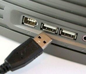 Почему не работает USB порт?