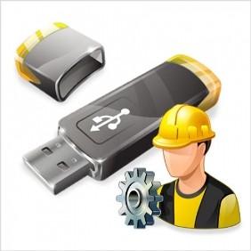 Как восстановить файлы на флешке?