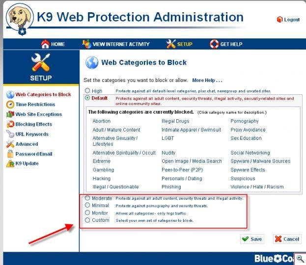 Как заблокировать доступ к порно сайтам? Обзор сервиса K9 Web Protection