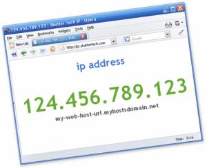 Как поменять IP-адрес?